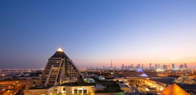 Luxusný Dubaj