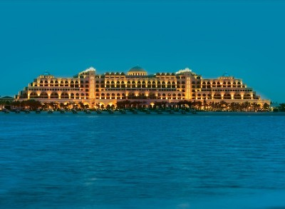 Hotely v Dubaji
