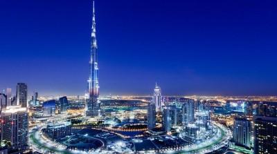 Delegát v Dubaji