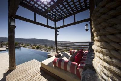 Luxusný Omán
