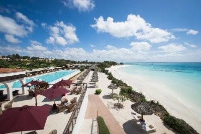 Hotely na Zanzibare