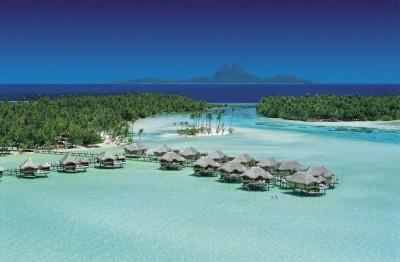 Hotely v Polynézii