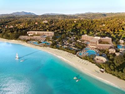Hotely V Řecku