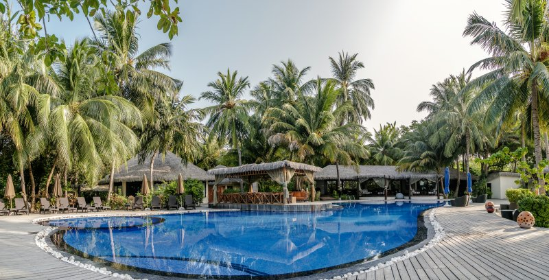 Kihaadhuffaru Island Resort
