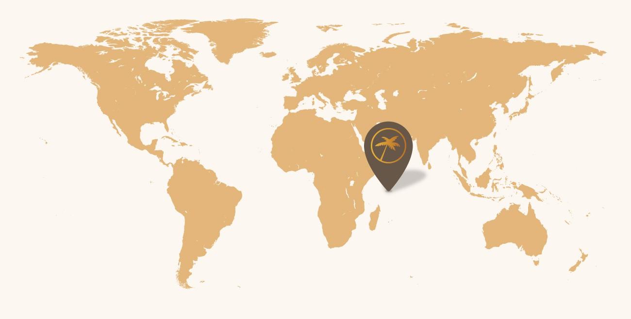 Mapa Seychely