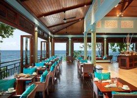 Restaurace Hilltop ve dne