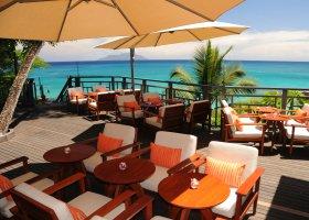 Oceanview Bar & Restaurant na lehátku