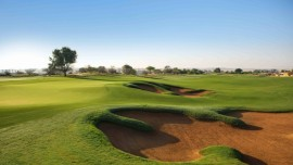 Jumeirah Golf Estate Fire