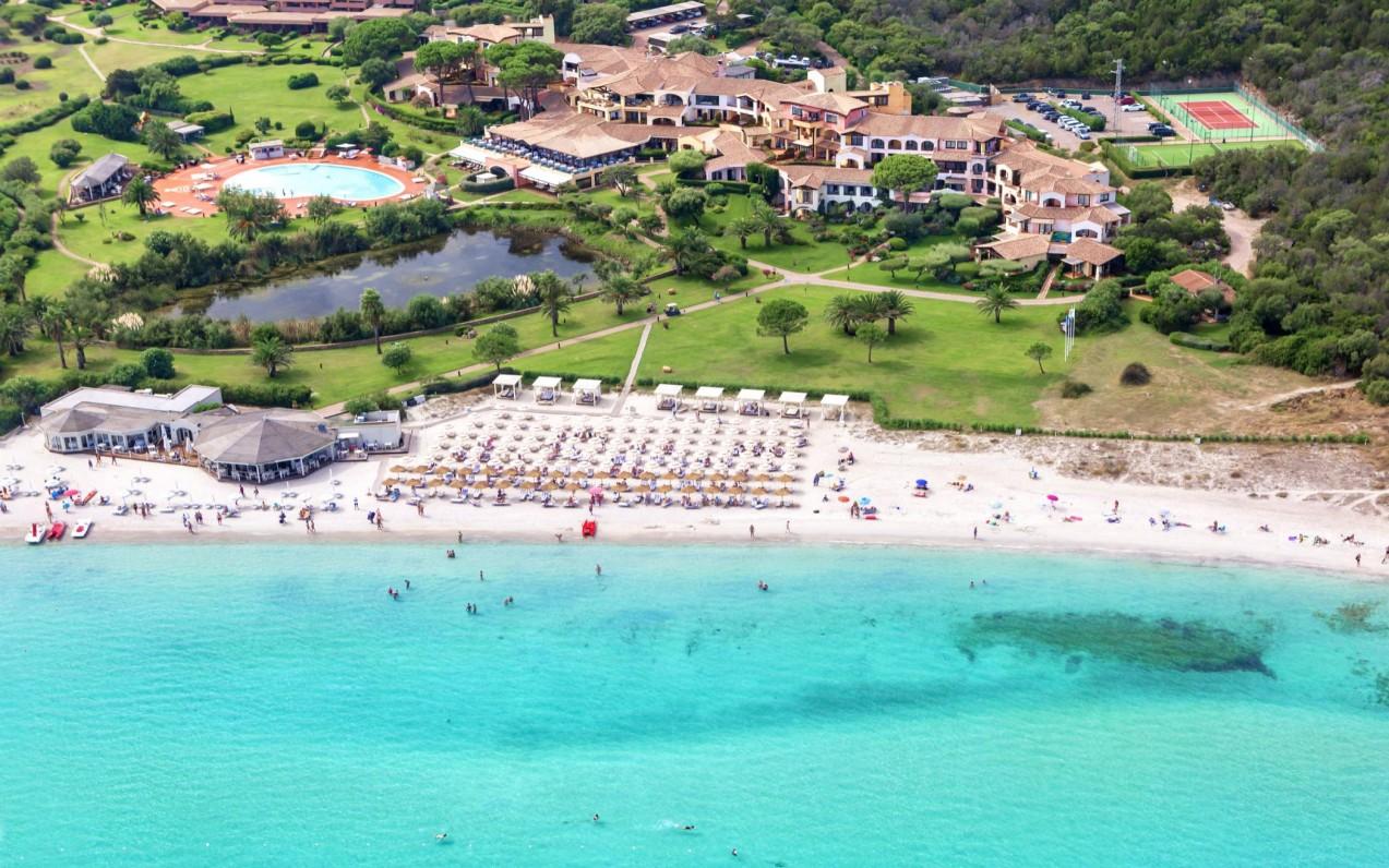 Abi d'Oru Hotel Porto Rotondo *****
