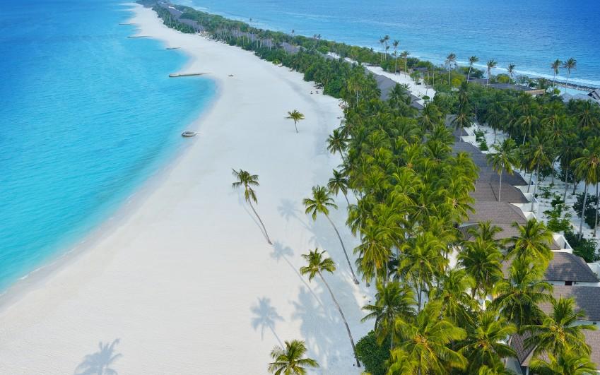 Atmosphere Kanifushi Maldives *****