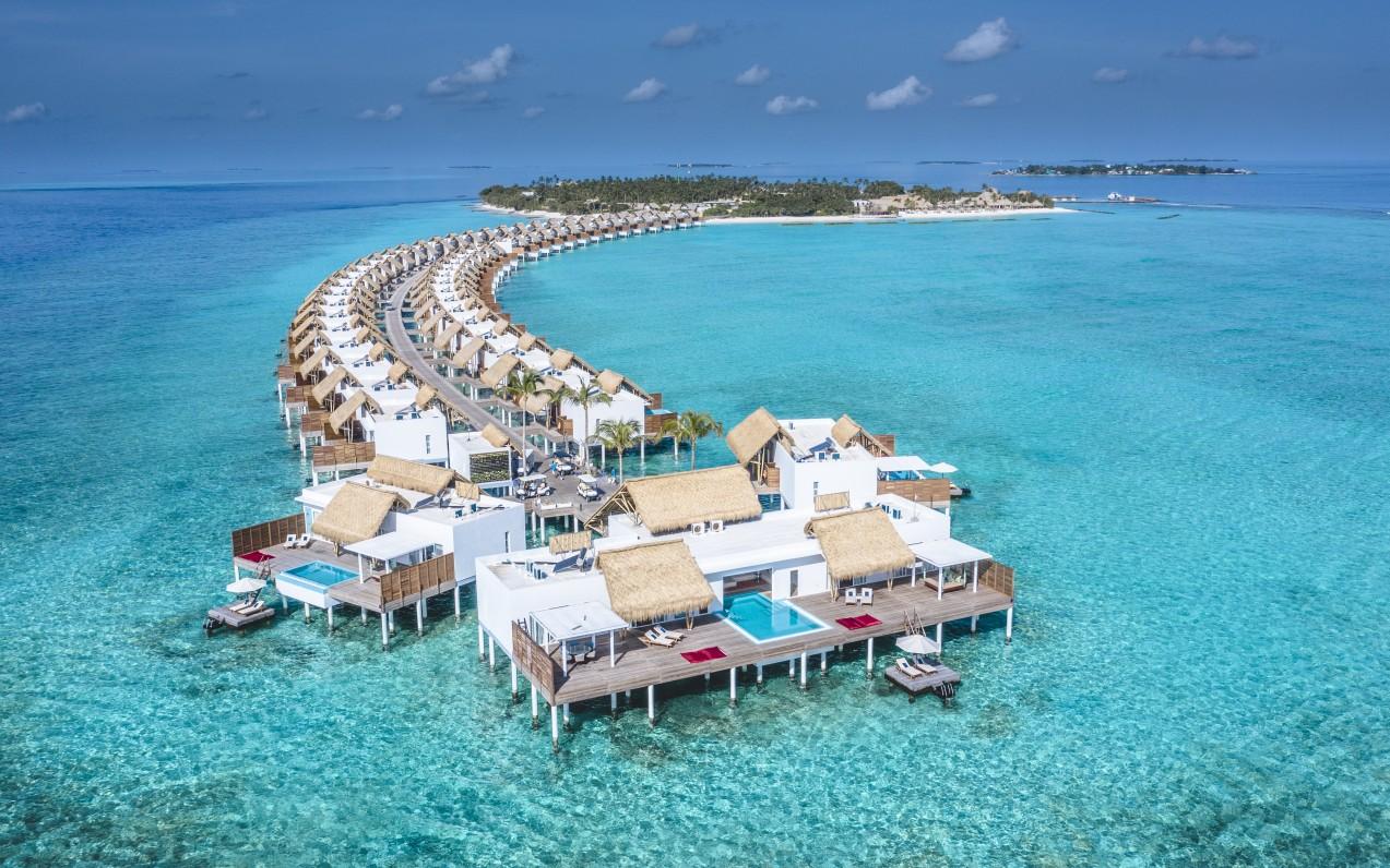 Emerald Maldives Resort & Spa *****