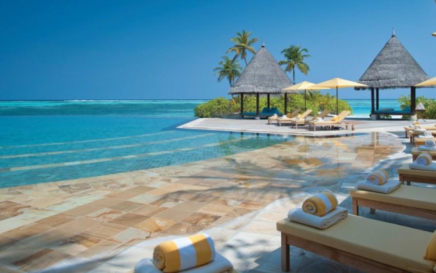 Four Seasons Resort Maldives at Kuda Huraa *****