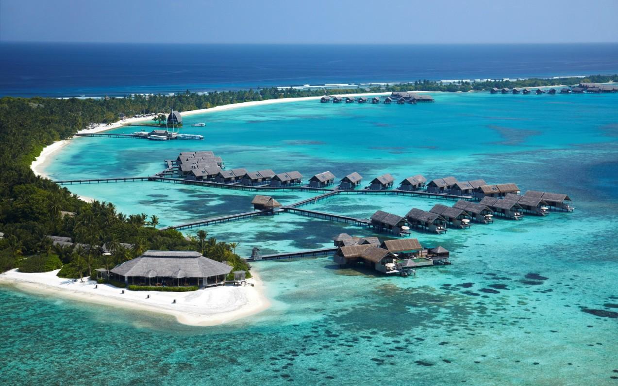Shangri-La´s Villingili Resort & Spa *****