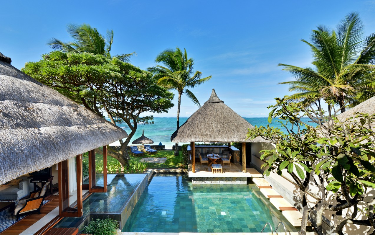 Constance Belle Mare Plage - Private Villas *****