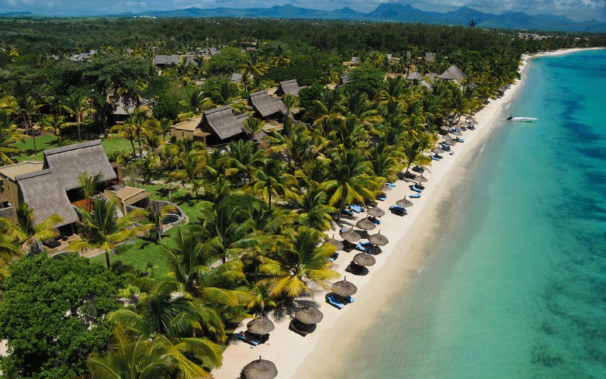 Trou aux Biches Beachcomber Golf Resort & Spa *****
