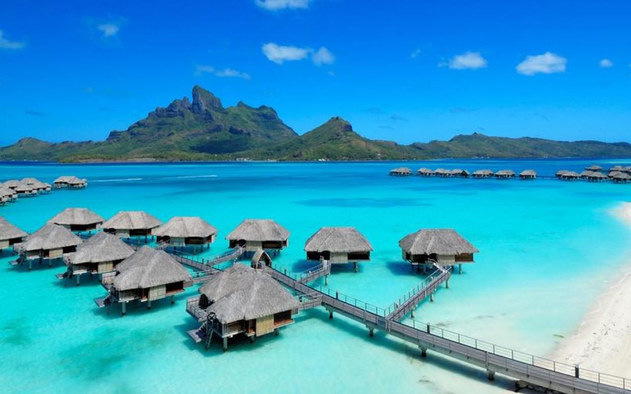 Four Seasons Resort Bora Bora *****