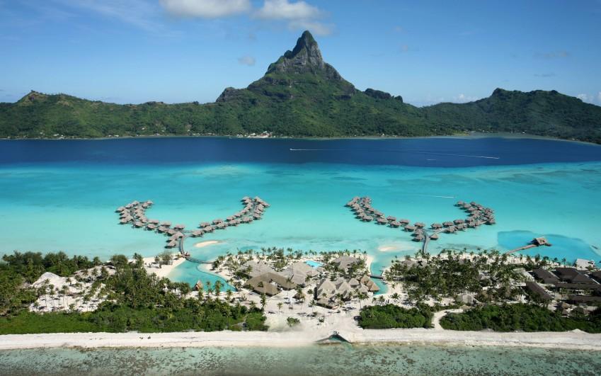 InterContinental Bora Bora Resort & Thalasso Spa *****