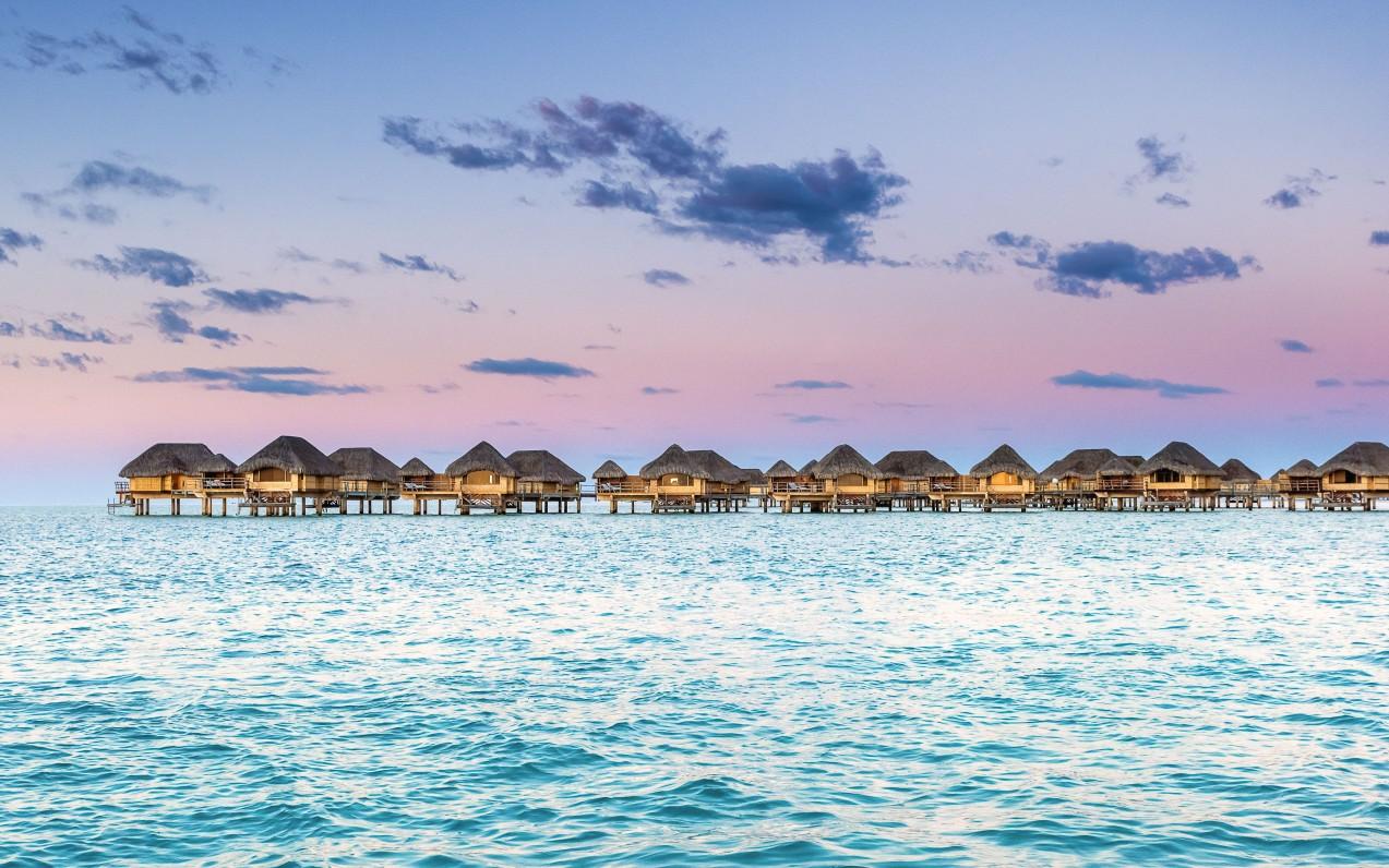 Le Tahaa Island Resort & Spa *****