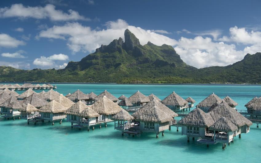 The St. Regis Bora Bora Resort *****