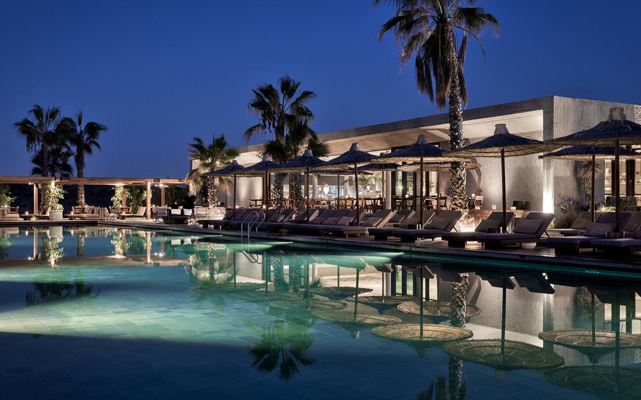 Domes Zeen, a Luxury Collection Resort, Chania *****
