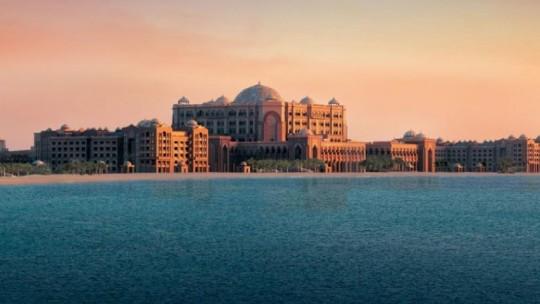 Emirates Palace Abu Dhabi *****