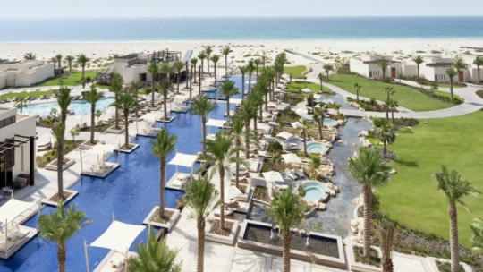 Park Hyatt Abu Dhabi Hotel and Villas *****
