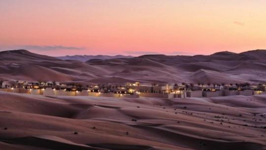 Qasr Al Sarab Desert Resort *****