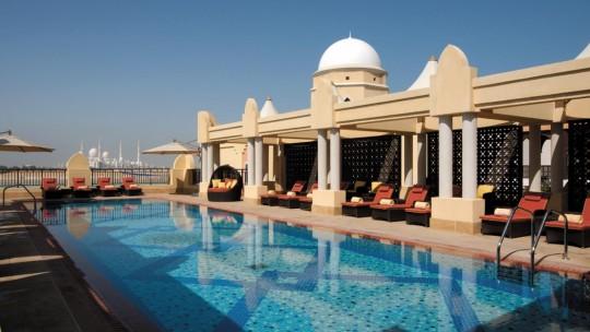 Shangri-La's Hotel, Qaryat Al Beri, Abu Dhabi *****