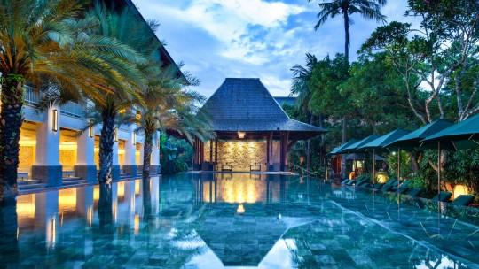 Puri Santrian Beach Resort ****
