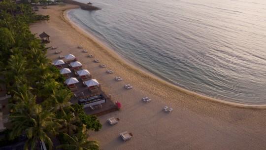 The Royal Santrian Luxury Beach Villas*****