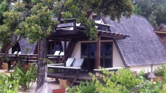 Vila Ombak Lombok ****