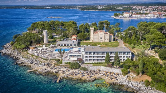 Isabella Valamar Collection Island Resort ****