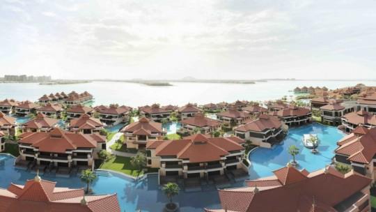 Anantara Dubai The Palm Resort & Spa *****