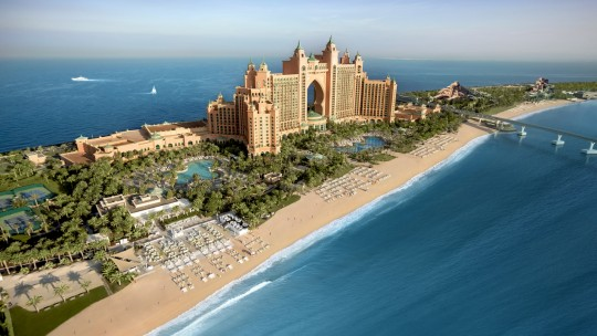 Atlantis The Palm *****