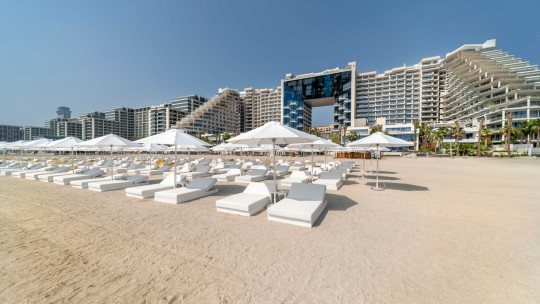 Five Palm Jumeirah hotel *****