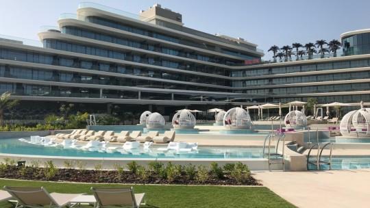 W Dubai - The Palm *****