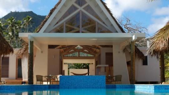 Little Polynesian Resort , Cook Island ****