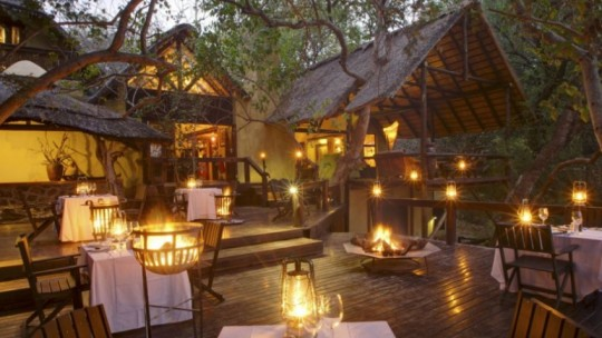 Pondoro Game Lodge *****