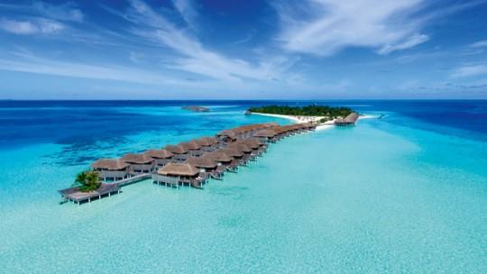 Constance Moofushi Resort Maldives *****