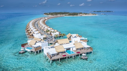 Emerald Maldives Resort & Spa *****