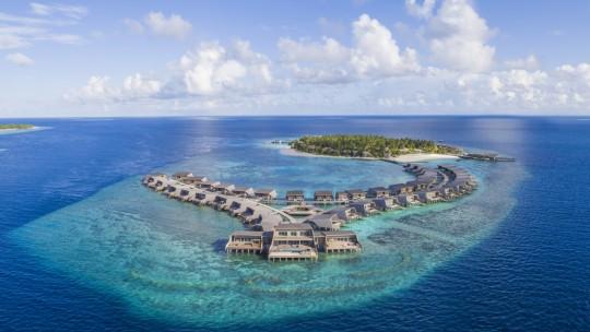 St. Regis Vommuli ***** - Maledivy *****