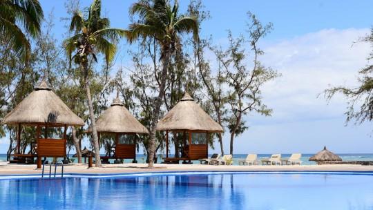 Cotton Bay Hotel, ostrov Rodrigues ***