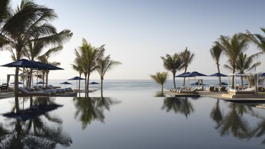 Al Baleed Resort Salalah by Anantara *****