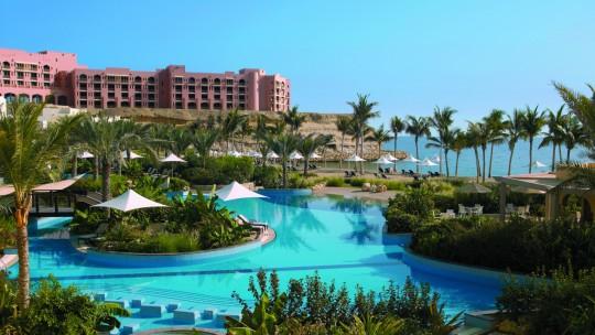Shangri-La's Barr Al Jissah Resort & Spa Al Bandar