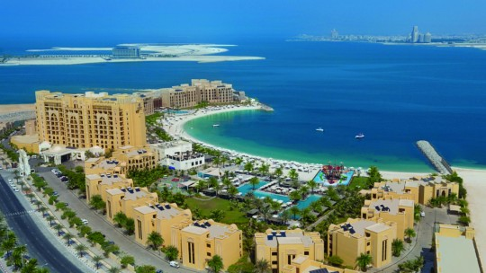 DoubleTree by Hilton Hotel Resort & Spa Marjan Island *****