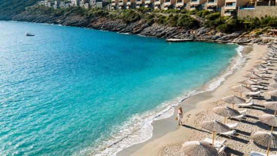 Daios Cove Luxury Resort & Villas, Kréta