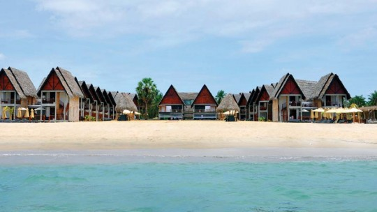 Maalu Maalu Resort & Spa Passekudah Srí Lanka