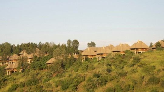 Neptune Ngorongoro Luxury Lodge *****