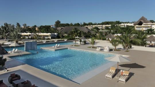 Gold Zanzibar Beach House & Spa *****