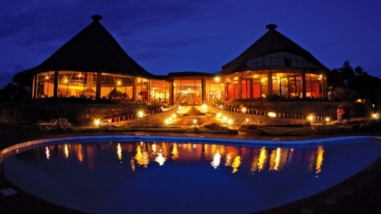 Ngorongoro Sopa Lodge ****